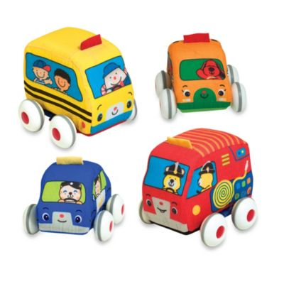 Melissa & Doug® K's Kids® Pull-Back Vehicles