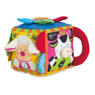 Activity > Melissa & Doug® K's Kids® Musical Farmyard Cube