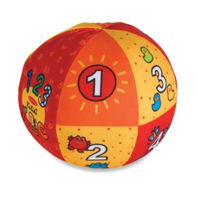Melissa & Doug® K's Kids® 2-in-1 Talking Ball