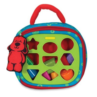 Melissa & Doug® K's Kids® Take-Along Shape Sorter