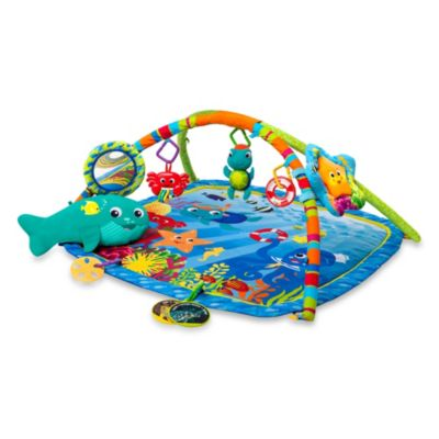 Travel Baby Gym