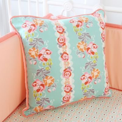 Baby Pillow Girl's Crib Bedding