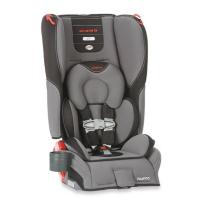 Diono® Pacifica Convertible and Booster Car Seat in Graphite