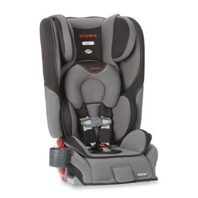 Diono® Rainier Convertible and Booster Car Seat in Graphite