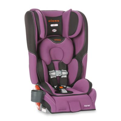Diono® Rainier Convertible and Booster Car Seat in Orchid