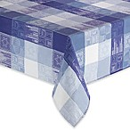 Sam Hedaya Hanukkah Holiday Tablecloth
