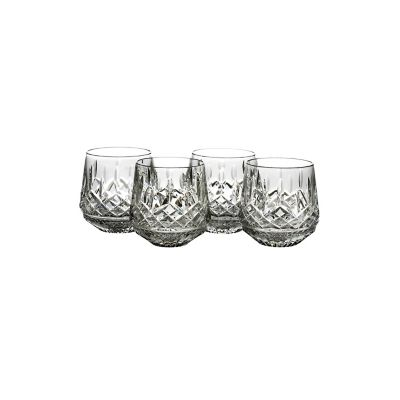 Waterford® Lismore 9-Ounce Double Old Fashioned Glasses (Set of 4)