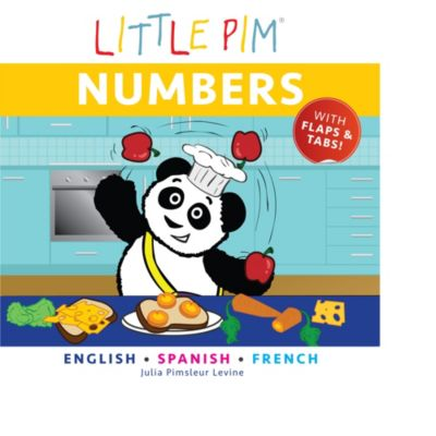 Little Pim®: Numbers by Julia Pimsleur Levine