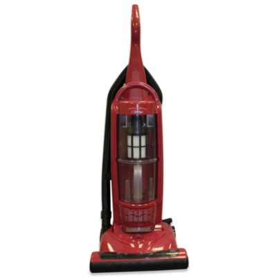 Cirrus Upright Bagless Vacuum Cleaner in Red
