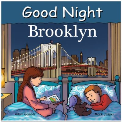 Good Night Brooklyn by Adam Gamble