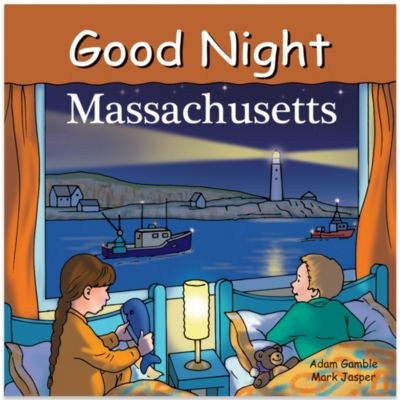 Good Night Massachusetts by Adam Gamble