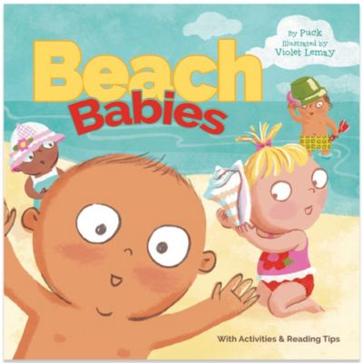 Beach Babies by Puck