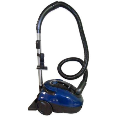 Cirrus C-VC248 Canister Bagged Vacuum in Blue