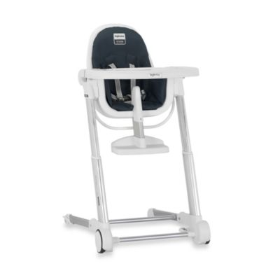Inglesina Zuma High Chair in White/Graphite