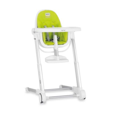 Inglesina Zuma High Chair in White/Lime