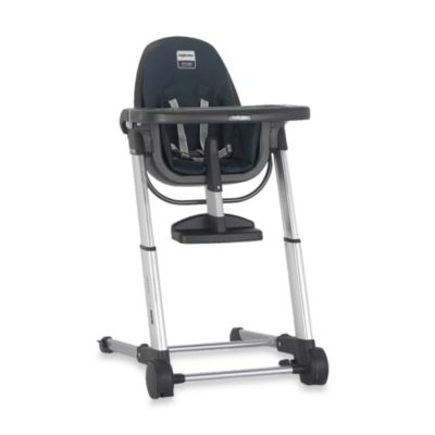 Inglesina Zuma High Chair in Grey/Graphite