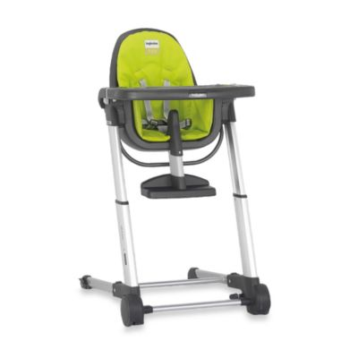 Inglesina Zuma High Chair in Grey/Lime