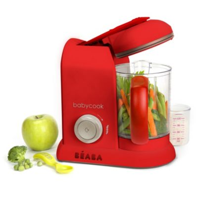 Food Prep > BEABA® Babycook Pro Baby Food Maker in Red