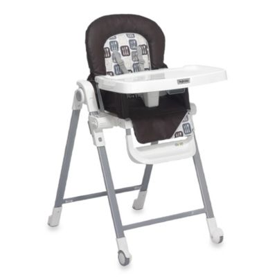 Inglesina Gusto Highchair in Brown