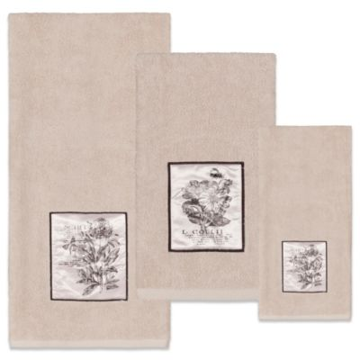 Creative Bath™ Sketchbook Hand Towel Collection