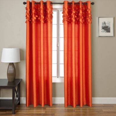 Grommet Valances for Windows