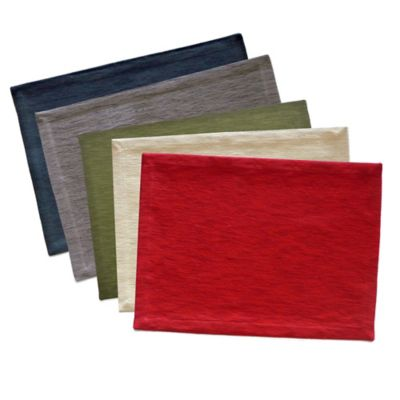 Cadiz 14-Inch x 19-Inch Placemat in Olive