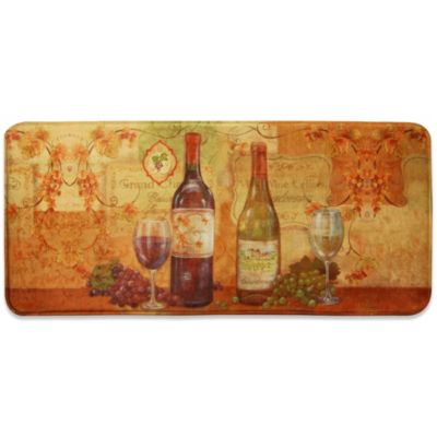 Relaxed Chef Napa Wine Floor Mat