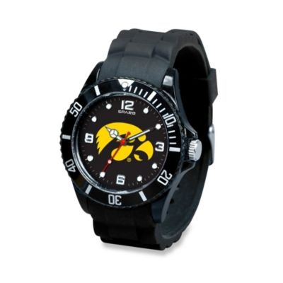Sparo University of Iowa Men's Spirit Watch