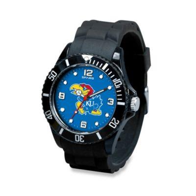 Sparo University of Kansas Men's Spirit Watch
