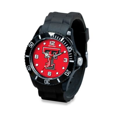 Sparo Texas Tech Men's Spirit Watch