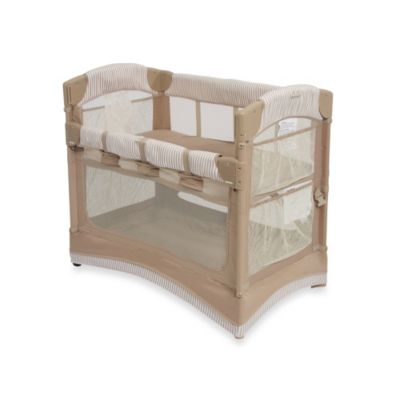 Arm's Reach Mini Arc Co-Sleeper® in Toffee