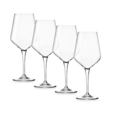 Bormioli Electra 18-1/2 oz. Wine Glasses (Set of 4)
