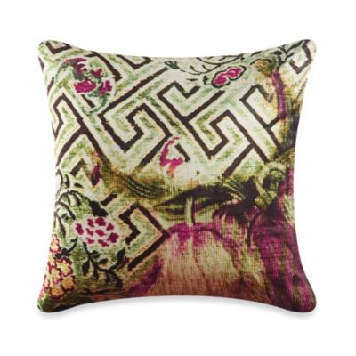 Tracy Porter® Poetic Wanderlust® Bronwyn 18-Inch Square Throw Pillow