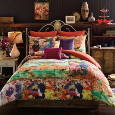 Poetic Wanderlust® Willow Reversible Twin Comforter Set