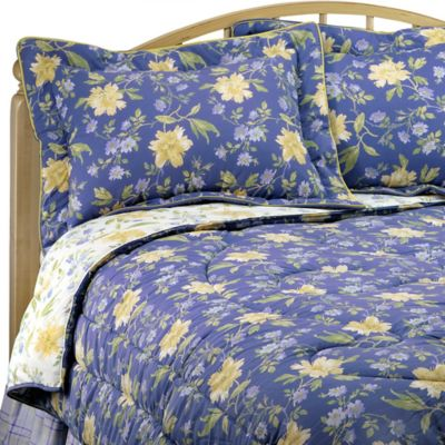 Laura Ashley™ Emilie King Comforter Set