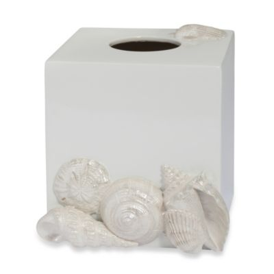 Creative Bath™ Seaside Boutique Tissue Cover