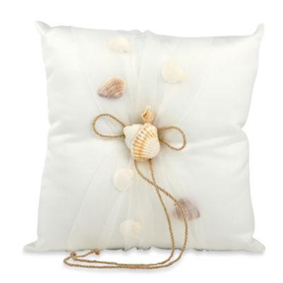 Ivy Lane Design™ Seashore Ring Pillow
