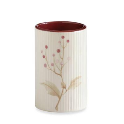 Croscill® Christina Tumbler in Rose