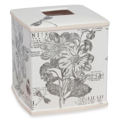 Creative Bath™ Sketchbook Boutique Tissue Cover