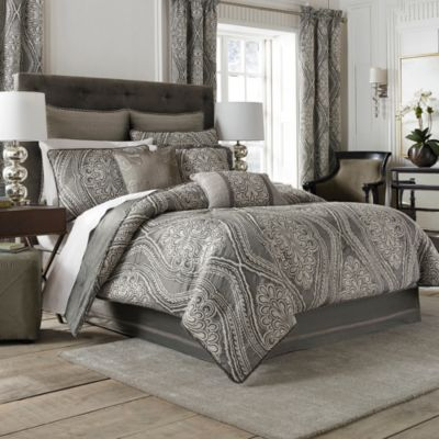 Croscill® Amadeo Reversible Queen Comforter Set