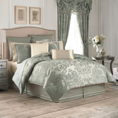 Green Croscill Comforter Set