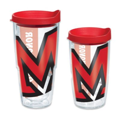Tervis® Miami University of Ohio 16 oz. Wrap Tumbler with Lid