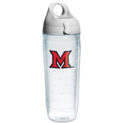 Tervis® Miami University of Ohio Emblem 24 oz. Water Bottle with Lid