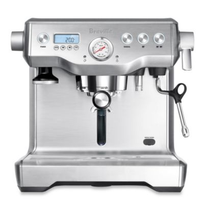 Breville® Dual Boiler™ BES920XL Espresso Machine in Brushed Stainless Steel