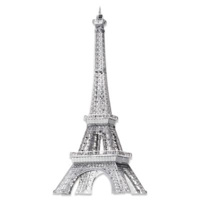ICONX 3D Laser Cut Metal Model Eiffel Tower
