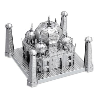 ICONX 3D Laser Cut Metal Model Taj Mahal
