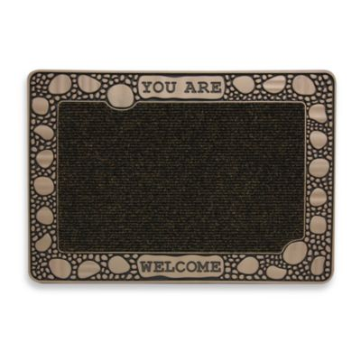 You Are Welcome Door Mat