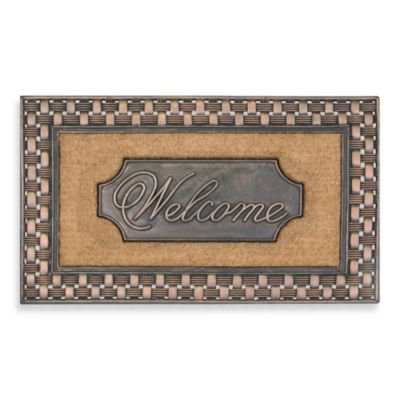 Tavern Basketweave Door Mat