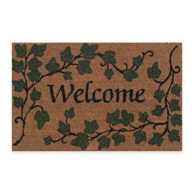 English Ivy Door Mat