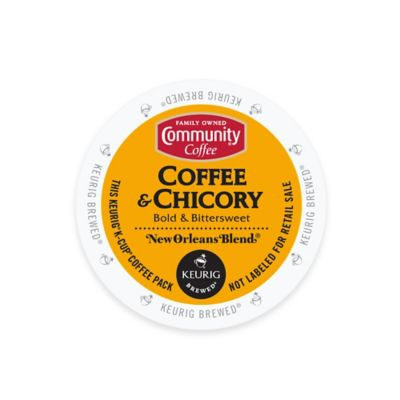 Keurig® K-Cup® Pack 18-Count Community Coffee® Coffee & Chicory
